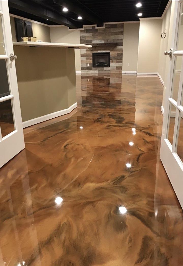 Custom Garage Epoxy Floor Designs: Allstate-epoxy-floors-epoxy-flooring